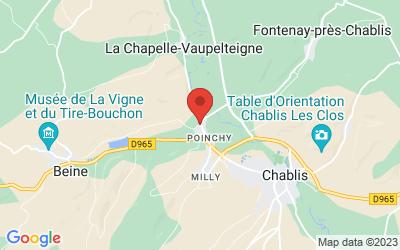 31 Rue de Poinchy, 89800 Chablis, France