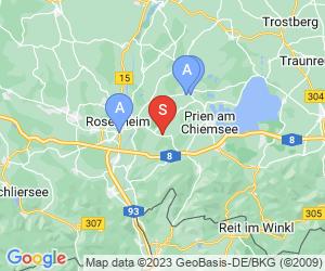 Karte für Hotel Alpenblick