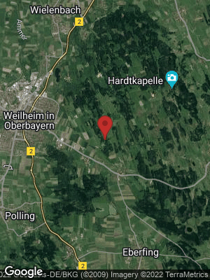 Google Map of Deutenhausen