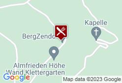Almfrieden - Karte