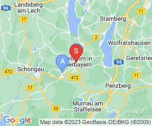 Karte für Pöltnerhof