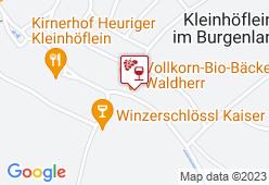 Kleinhöfleinerhof Familie Ackerl - Karte