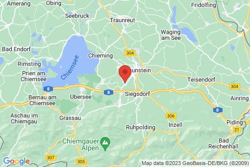 Karte Vachendorf