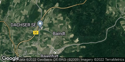 Google Map of Baindt