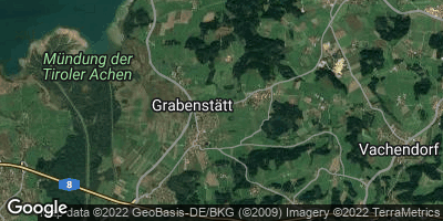 Google Map of Grabenstätt