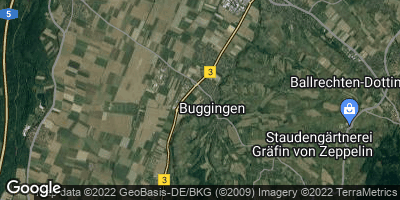 Google Map of Buggingen