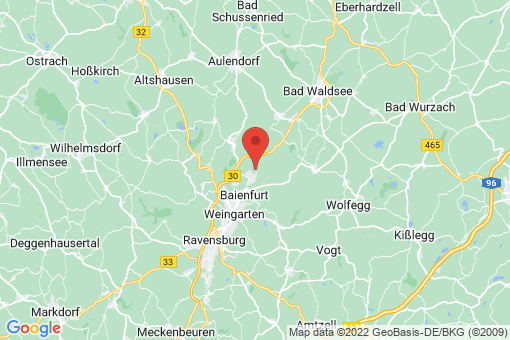 Karte Baindt