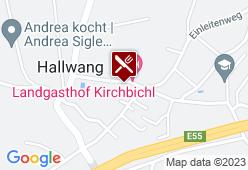 Langhaarige Kirchbichl - Karte