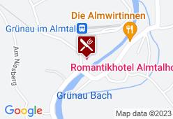 Almtalhof - Karte