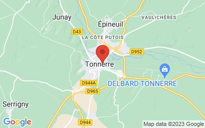 place Marguerite de Bourgogne, 89700 Tonnerre