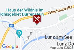 Almgasthaus Rehberg - Karte