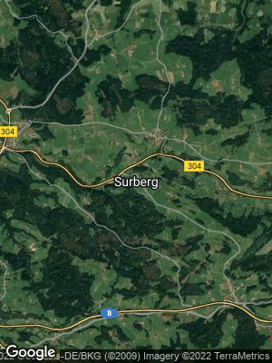Google Map of Surberg