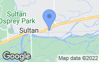 Map of Sultan, WA