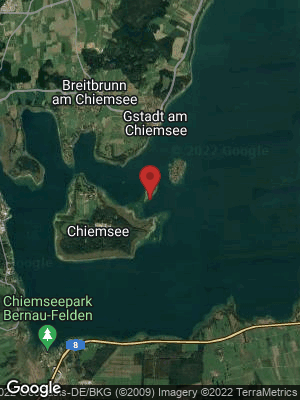 Google Map of Chiemsee