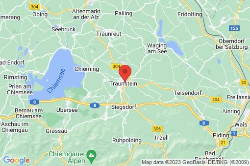 Karte Traunstein