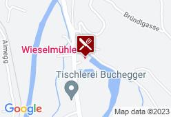 Forellenhof-Wieselmühle - Karte