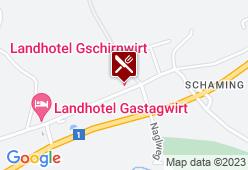 Gasthof Gschirnwirt - Karte