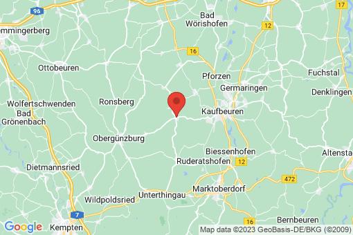 Karte Friesenried