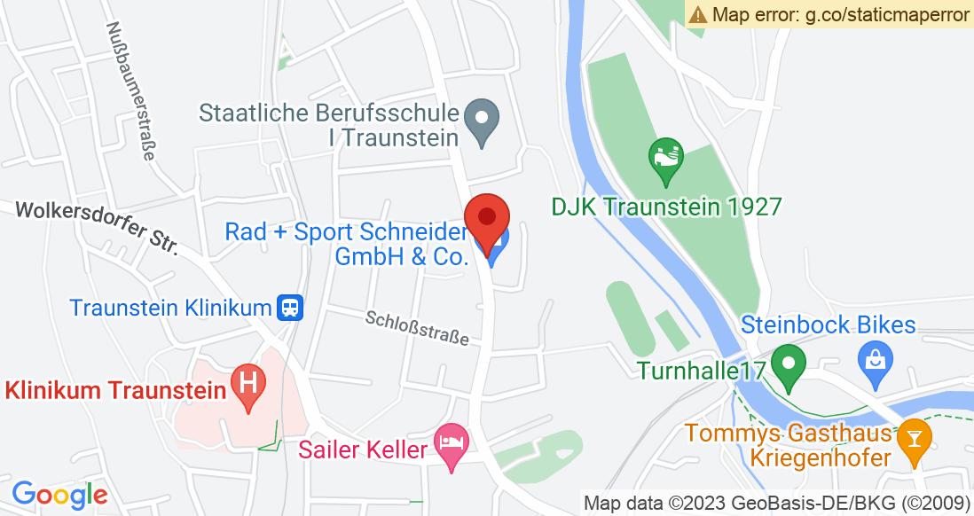 Google Map Rad + Sport Schneider GmbH & Co. KG