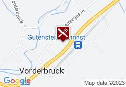 Gutensteinerhof - Karte