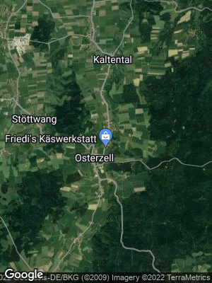 Google Map of Osterzell