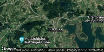 Google Map of Rimsting