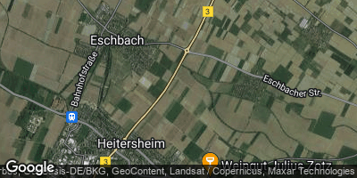 Google Map of Heitersheim