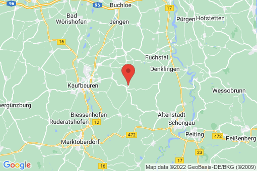 Karte Osterzell