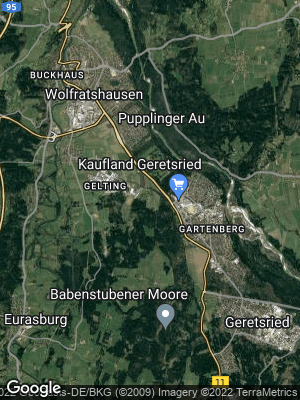 Google Map of Buchberg