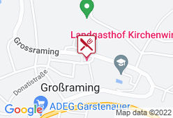 Gasthof Kirchenwirt - Karte