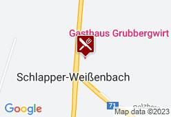 Gasthaus Grubbergwirt - Karte