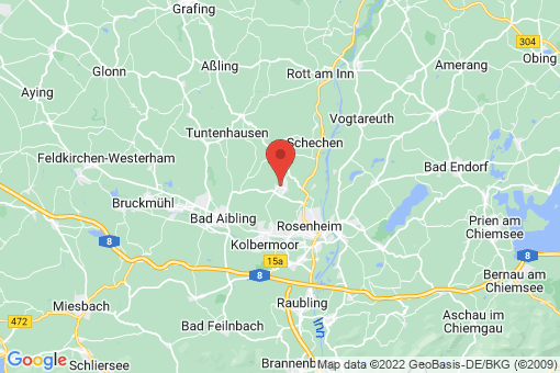 Karte Großkarolinenfeld