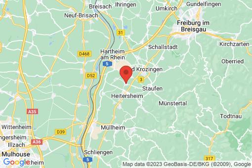 Karte Eschbach
