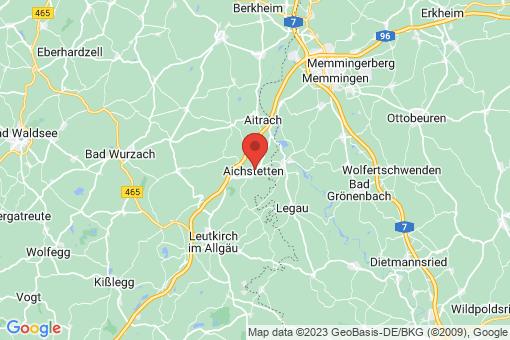 Karte Aichstetten