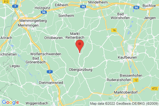 Karte Ronsberg
