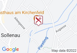 Gasthaus am Kirchenfeld - Karte