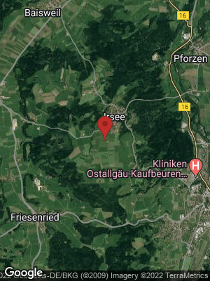 Google Map of Irsee