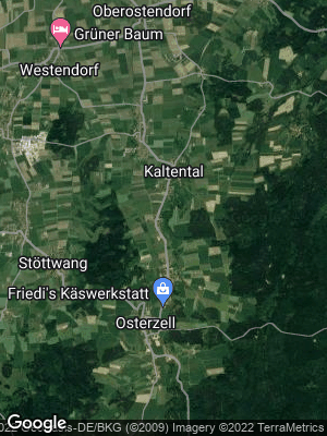 Google Map of Kaltental
