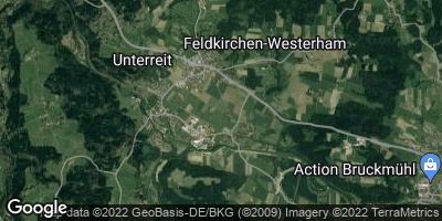 Google Map of Feldkirchen-Westerham