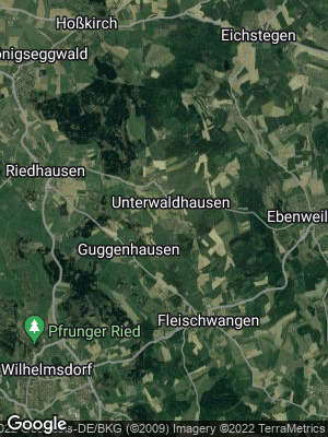 Google Map of Unterwaldhausen