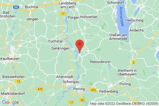 Karte Apfeldorf