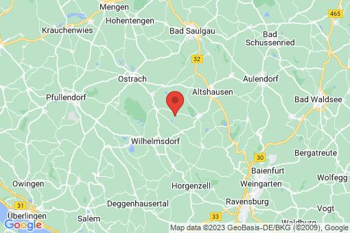 Karte Unterwaldhausen