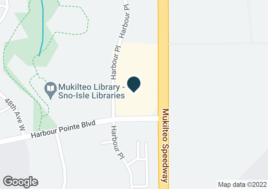 Google Map of10200 MUKILTEO SPEEDWAY
