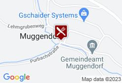 Unterberg Schutzhaus - Karte