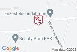 Weinbau & Heuriger Wöhrer - Karte