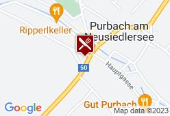 Pauli's Stuben im Landgut Braunstein - Karte