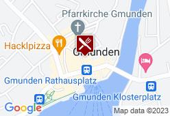 Gasthof Fuchs - Karte