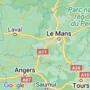 Le thème Pays de la Loire sur notre carte histoire-géo