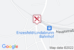 Golfclub Enzesfeld - Karte