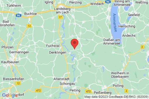 Karte Reichling
